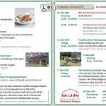 Begegnungsstätte Stille Straße 10: Programm April & Mai 2019